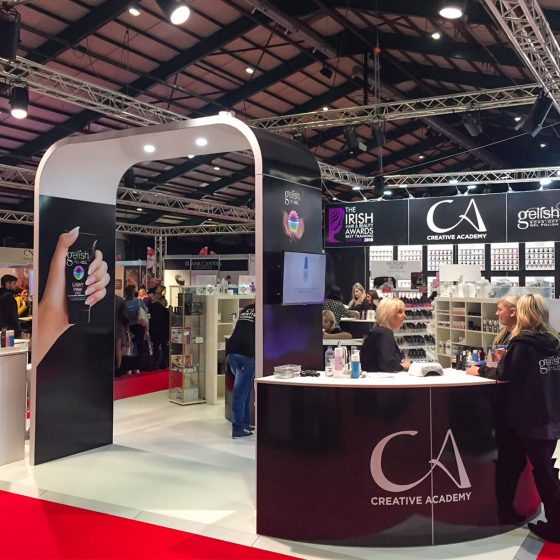 Creative Academy at Professional Beauty Ireland 2018