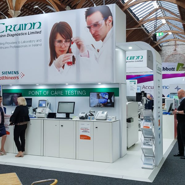 Cruinn at Biomedica 2018