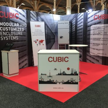 Cubic at Datacentres 2017