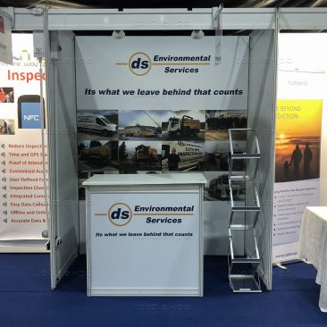 DS Environmental Services at Northern Ireland Manufacturing Expo 2019