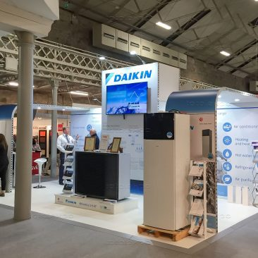 Daikin at Architecture Expo 2019