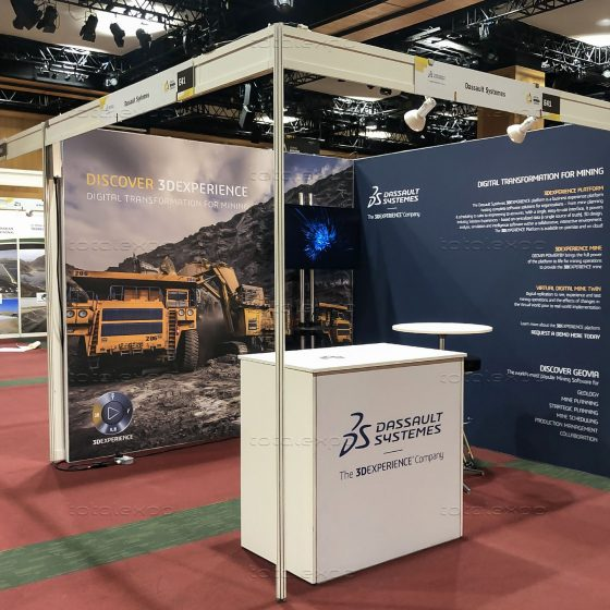 Dassault Systemes at European Mining Convention 2019