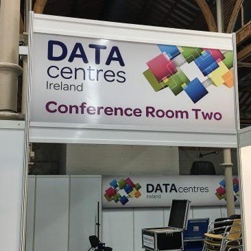 Datacentres 2017 Seminar Branding
