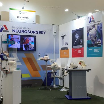 Delta Surgical at EANS 2019