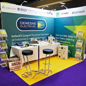 Demesne Electrical at Manufacturing Expo 2018