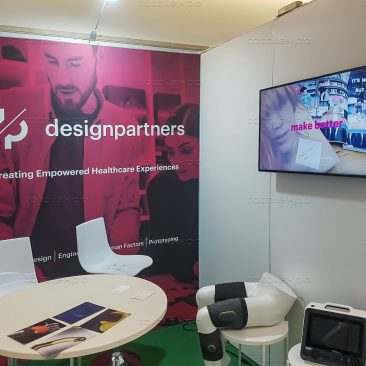 Design Partners at Medical Technology 2019