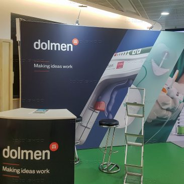 Dolmen at Medical Technology 2019
