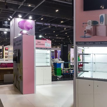 E.Mi School at Professional Beauty London 2019