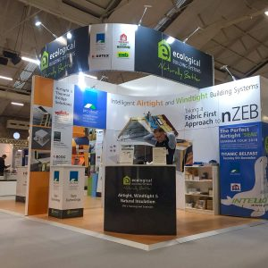 EBS at Architecture Expo 2018