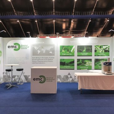 EMC at Northern Ireland Manufacturing Expo 2019