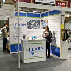 Elearn at Food & Drink 2017