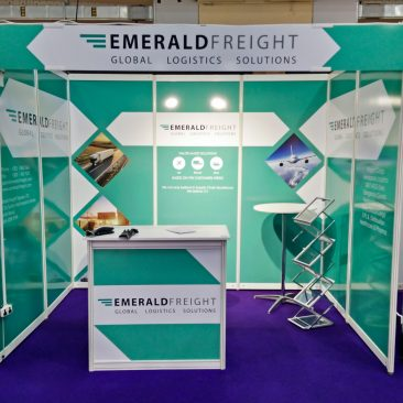 Emerald Freight at Manufacturing Expo 2018