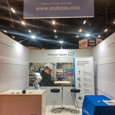 Endress + Hauser at Manufacturing Expo 2020