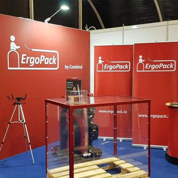 ErgoPack at Northern Ireland Manufacturing Expo 2019