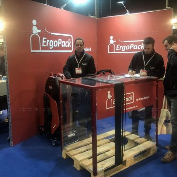 ErgoPack at Northern Ireland Manufacturing Expo 2020