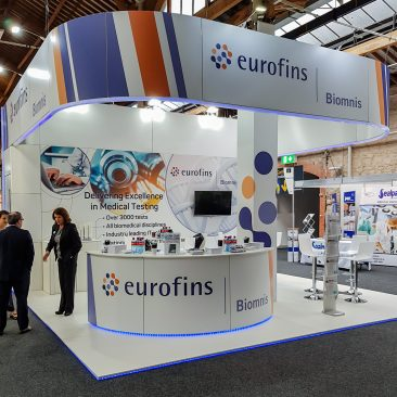 Eurofins Biomnis at Biomedica 2018