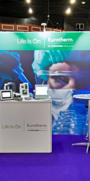 Eurotherm at Manufacturing Expo 2018