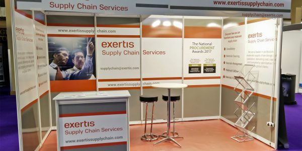 Exertis at Manufacturing Expo 2018