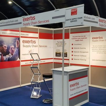 Exertis at Northern Ireland Manufacturing Expo 2019
