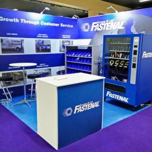 Fastenal at Manufacturing Expo 2018