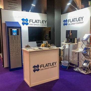 Flatley Engineering at Manufacturing Expo 2020
