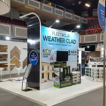 Fleetwood Paints at Hardware Show 2019