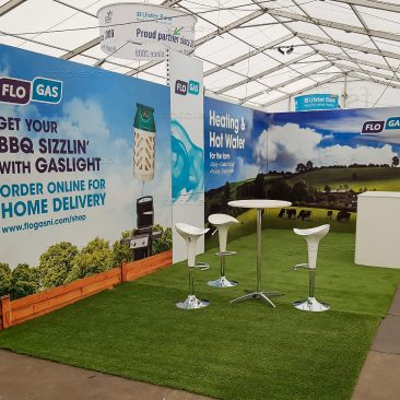 Flogas at Balmoral Show 2019