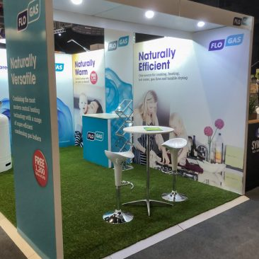Flogas at Selfbuild Dublin 2018