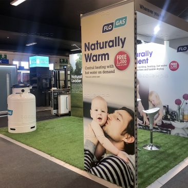 Flogas at Selfbuild Dublin Citywest 2019