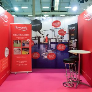 Flowcrete at FM Ireland 2018