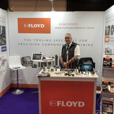 Floyd at Manufacturing Expo 2019