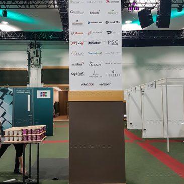 Forum pillars at PCI Security Congress 2019