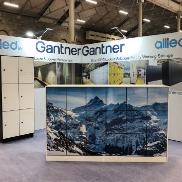 Gantner at FM Ireland 2019