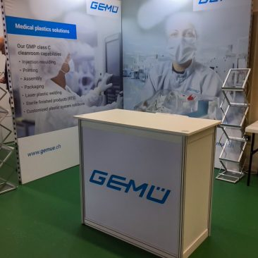 Gemu at Medtech 2018