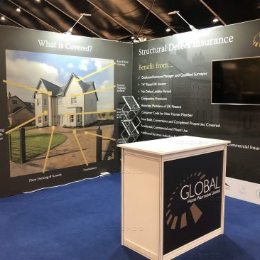 Global at Northern Ireland Manufacturing Expo 2019