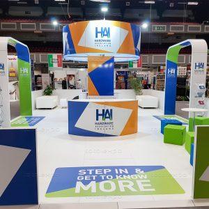 HAI at Hardware Show 2019