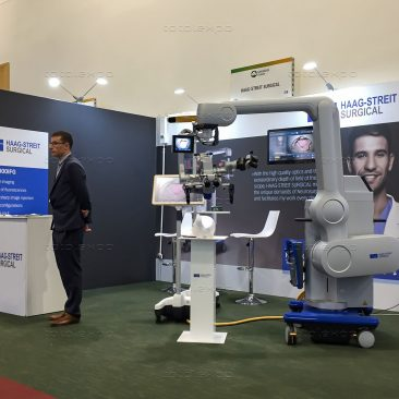 Haag-Streit Surgical at EANS 2019