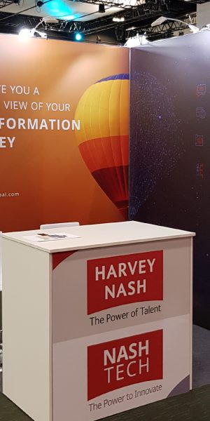 Harvey Nash at Dublin Tech Summit 2018