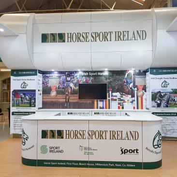 Horse Sport Ireland at Dublin Horse Show 2018