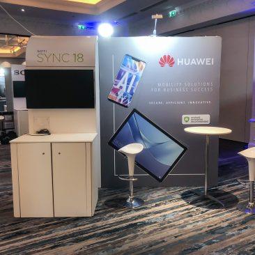 Huawei at SOTI Sync 2018