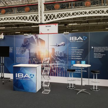 IBA at Airline MRO Olympia 2019