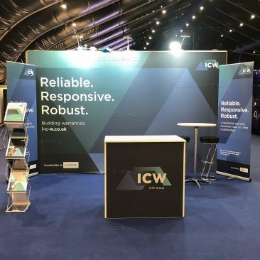 ICW at Northern Ireland Manufacturing Expo 2019
