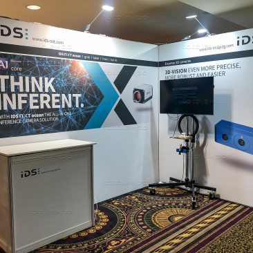IDS Imaging at Manufacturing Expo 2020