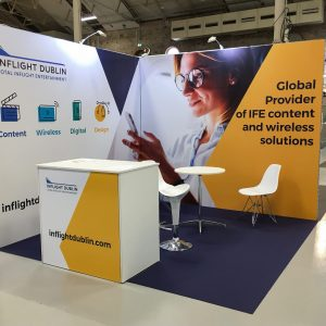 Inflight Dublin at FTE 2018