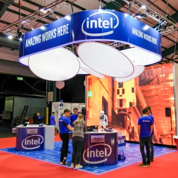 Intel at GradIreland 2018