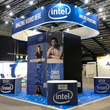 Intel at GradIreland 2019