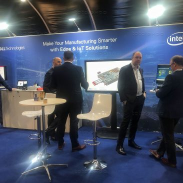 Intel at Northern Ireland Manufacturing Expo 2020