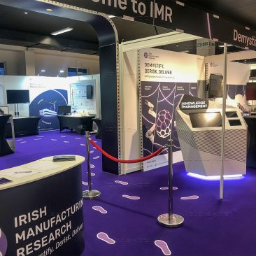 Irish Manufacturing Research at Manufacturing Expo 2020