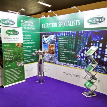 John Morfield at Manufacturing Expo 2018