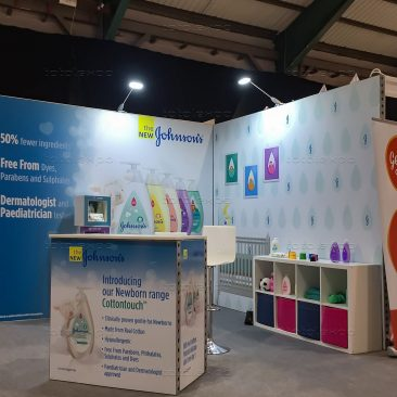 Johnson & Johnson at Pregnancy & Baby Fair October 2019